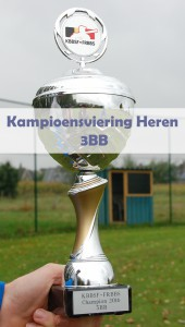 Kampioensviering 3BB